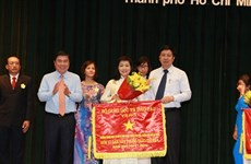 Plus de 380 collectifs et enseignants de Hô Chi Minh-Ville à l'honneur
