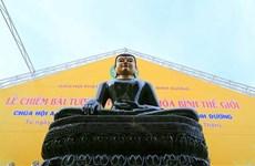 Tây Ninh accueillera la statue du Bouddha de Jade pour la paix universelle