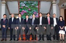 Le Japon continue d'aider HCM-Ville à réaliser les projets par lui financés