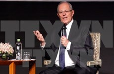 Ouverture du 24e Sommet de l'APEC à Lima, au Pérou