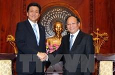 Hô Chi Minh-Ville - Japon: Approfondir la coopération bilatérale