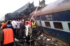 Accident de train en Inde: messages de condoléances des dirigeants vietnamiens
