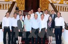 Le PM propose à Soc Trang de développer le tourisme et d'accélérer la restructuration agricole