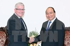 Des dirigeants vietnamiens soulignent les bonnes relations Vietnam-Australie