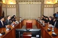 Ho Chi Minh-Ville réitère son appel aux investisseurs américains