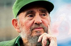 Disparition de Fidel Castro : le Vietnam présente ses profondes condoléances