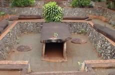 Un tombeau de 2.000 ans reconnu vestige national spécial