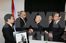 Les dirigeants vietnamiens rendent un vibrant hommage au leader cubain Fidel Castro