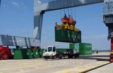 Le terminal à conteneurs Tan Cang-Cai Mep accueille le millionième TEU