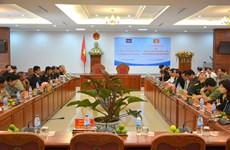 Renforcement de la coopération entre Gia Lai et Stung Treng (Cambodge)