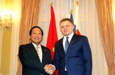 Vietnam et Slovaquie veulent hisser leurs liens à un nouveau palier