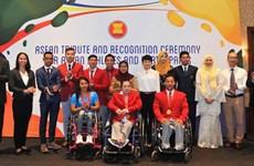 L'ASEAN honnore les sportifs exemplaires des Jeux Olympiques et Paralympiques de Rio