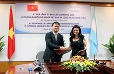 Les échanges commerciaux Vietnam-Argentine atteignent 2,42 milliards de dollars en 10 mois
