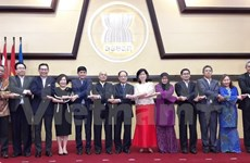 ASEAN : le Laos transmet la présidence du CPR aux Philippines