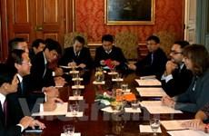 TIC : le potentiel de coopération vietnamo-tchèque reste énorme
