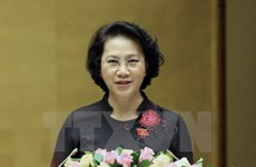 La présidente de l'AN du Vietnam attendue en Inde et aux EAU