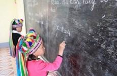 Le Vietnam souhaite recevoir plus d'aides de l'UNICEF