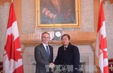 Vietnam et Canada dynamisent leur coopération législative