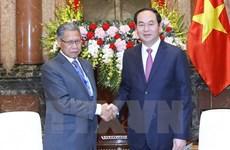 Le Vietnam et la Malaisie visent 15 mds de dollars d'échanges commerciaux