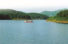 Le lac Câm Son, un tableau pittoresque