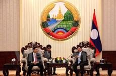 Le Vietnam et le Laos promeuvent leur coopération dans les sciences et technologies