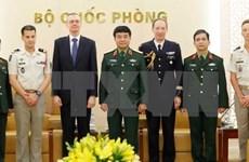Le Vietnam veut s'inspirer de l'expérience française en matière de maintien de la paix