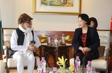 Vietnam-Inde: Intensifier la solidarité entre les deux peuples