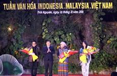 Clôture de la Semaine culturelle Malaisie-Indonésie-Vietnam