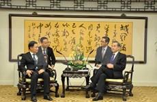 Vietnam-Chine: négociations gouvernementales sur les questions frontalières et territoriales