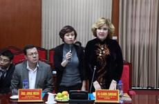 Les diplomates étrangers espèrent tisser des liens importants avec la province de Son La