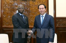 Le président invite la BM à préparer une nouvelle phase du partenariat bilatéral