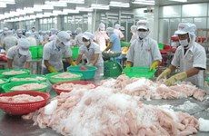 Le poisson tra du Vietnam présent sur 140 marchés du monde