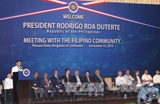 Le Cambodge et les Philippines intensifient leurs relations de coopération