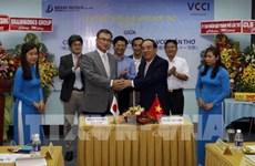 Signature d'un mémorandum de coopération commerciale Vietnam-Japon