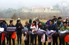 Un programme de bénévolat pour les pauvres de Cao Bang