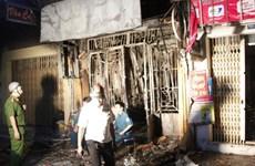 Un incendie fait six morts et quatre blessés à Hô Chi Minh-Ville