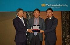 Vietnam Airlines consolide sa position sur le marché sud-coréen