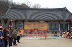 Des bouddhistes vietnamiens en R.de Corée s'orientent vers la mer et les îles du pays natal