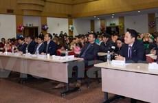 Les travailleurs vietnamiens en République de Corée se réunissent