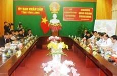 Vinh Long et BanTeay Meanchey (Cambodge) renforcent leur coopération