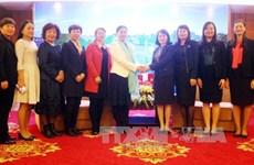 Renforcement de l'amitié entre les femmes vietnamo-chinoises
