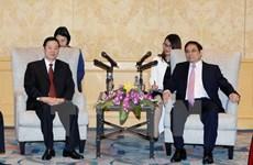 Le Vietnam et la Chine partagent des expériences dans l'édification du Parti