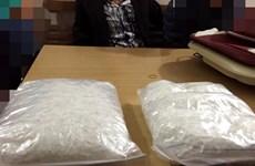 Une trafiquante de cocaïne arrêtée à l'aéroport de Tân Son Nhât