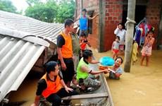 Le gouvernement soutient huit localités touchées par les crues