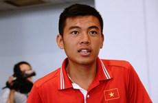 Le tennisman Ly Hoang Nam à la 662e place mondial