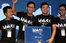 Des Vietnamiens triomphent à un concours de Facebook