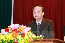 Le président  de l'Association d'amitié Vietnam-Japon décoré de l'Ordre du Soleil levant