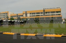 Binh Duong : Inauguration d'un hôpital moderne