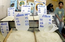 La Thaïlande prévoit d'exporter 10 millions de tonnes de riz en 2017
