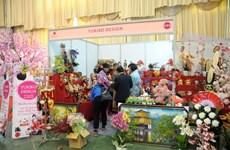 Foire des biens de consommation japonais à Hanoi